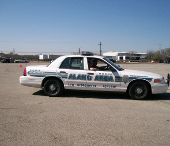 Basic Peace Officer Driving Course